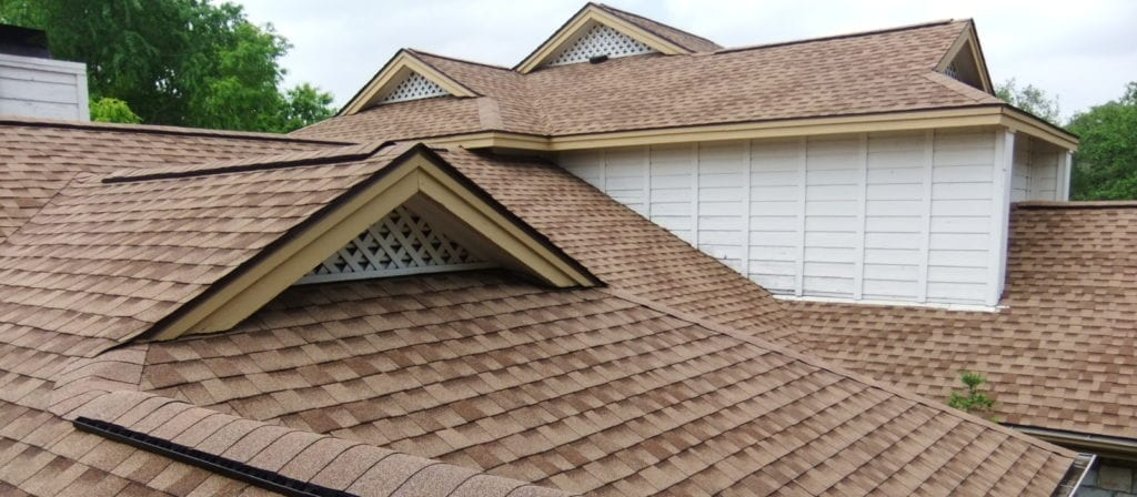 Clean Shinge Roof