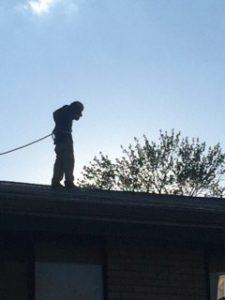 Roof Washing Gaithersburg MD