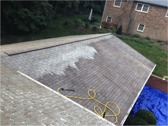 Roof Cleaning Superior Pressure Washing