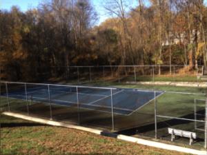 Tennis Court Cleaning Superior Pressure Washing